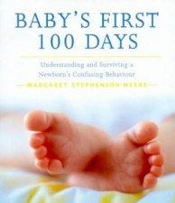Babys First 100 Days