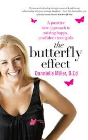 Butterfly Effect by Dannielle Miller