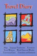 Travel Diary  PVC Cover