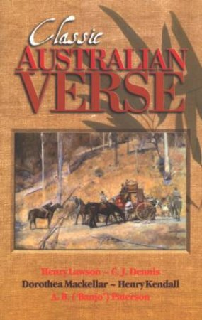 Classic Australian Verse by Various