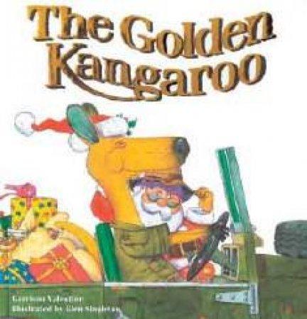 The Golden Kangaroo - Book & CD by Garrison Valentine
