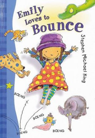 Emily Loves To Bounce