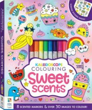 Kaleidoscope Colouring Kit Sweet Scents