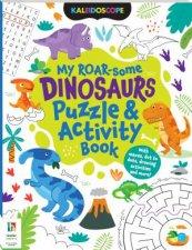 Kaleidoscope Discover The Dinosaurs Activity Book