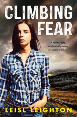 Climbing Fear by Leisl Leighton