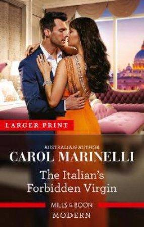The Italian's Forbidden Virgin by Carol Marinelli