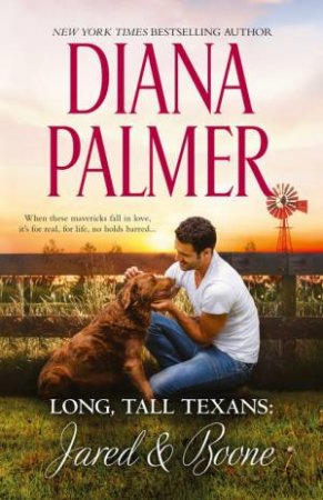 Long, Tall Texans: Jared & Boone/Iron Cowboy/Heart Of Stone