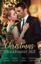 Christmas Blockbuster 2021The Greeks Surprise Christmas BrideA Christmas TemptationClandestine ChristmasSame Time Next Christmas