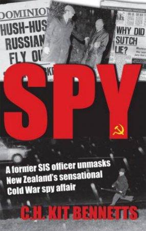 Spy by Kit Bennetts