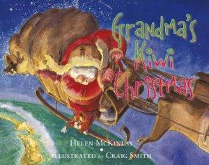 Grandma's Kiwi Christmas by Helen McKinlay