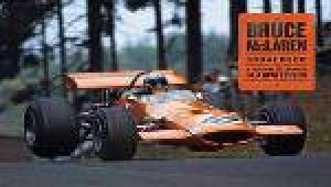The Bruce McLaren Scrapbook by Richard Becht