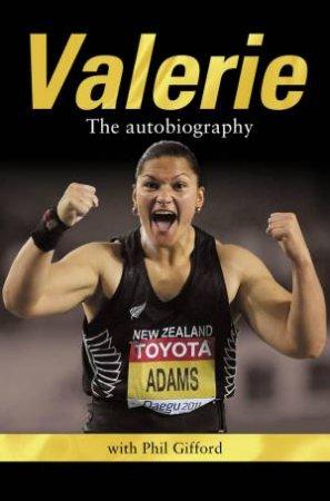 Valerie Adams by Phil Gifford