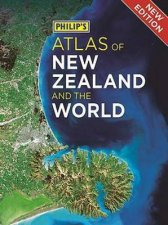 Philips Atlas Of New Zealand And The World