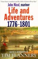 John Nicol Mariner Life  Adventures 17761801