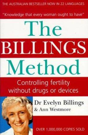 The Billings Method by Evelyn Billings
