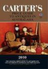 Carters Price Guide To Antiques In Australasia 2010 26th Ed