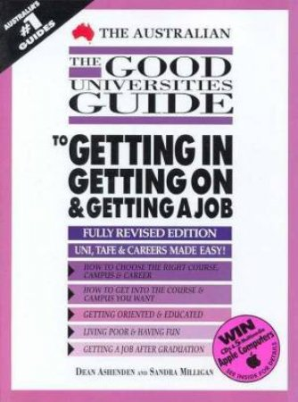 Getting In, Getting On & Getting A Job by Various