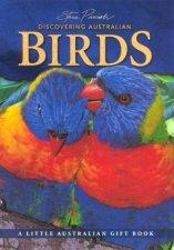 A Little Australian Gift Book Discovering Australian Birds