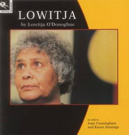 Lowitja by Lowitja O'Donoghue