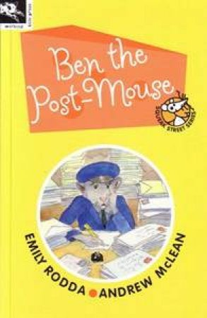 Ben The Post-Mouse