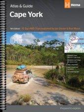 Hema Atlas  Guide Cape York 5th Ed