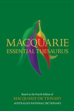 Macquarie Essential Thesaurus, 2nd Ed by Various