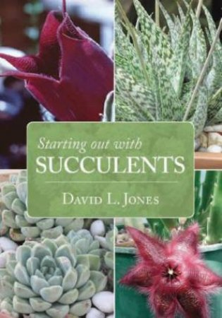 Starting Out With Succulents by David L Jones