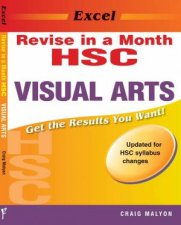 Excel HSC Revise In A Month Visual Arts