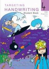 NSW Targeting Handwriting Student Book 4