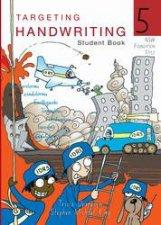 NSW Targeting Handwriting Student Book 5