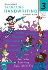 QLD Targeting Handwriting Student Book  Year 3