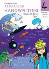 QLD Targeting Handwriting Student Book  Year 4