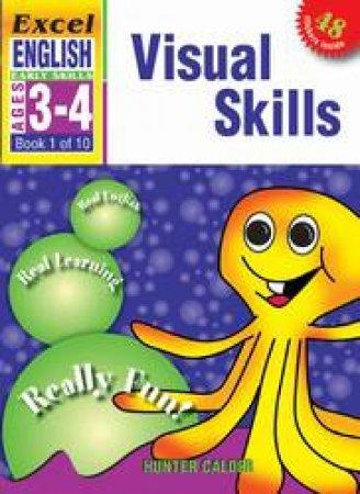Visual Skills - Ages 3 - 4