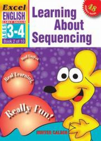 Learning About Sequencing - Ages 3 - 4