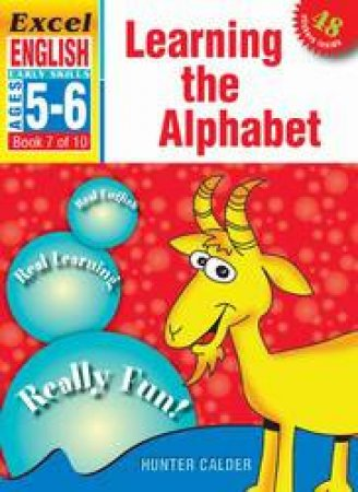 Learning The Alphabet - Ages 5 - 6
