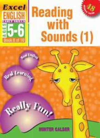 Reading With Sounds 1 - Ages 5 - 6