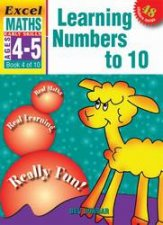 Learning Numbers To 10  Ages 4  5