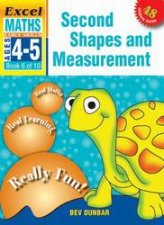 Second Shapes And Measurement  Ages 4  5