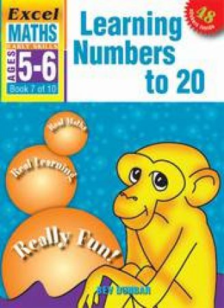 Learning Numbers To 20 - Ages 5 - 6