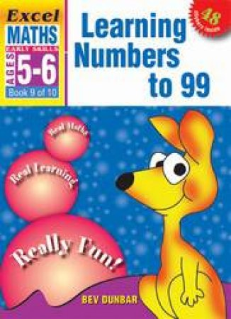 Learning Numbers To 99 - Ages 5 - 6