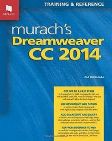 Murachs Dreamweaver CC 2014