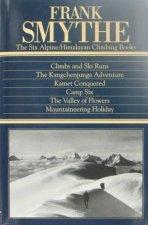 Frank Smythe Six AlpineHimalayan Climbing Books