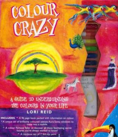 Colour Crazy Kit by Lori Reid