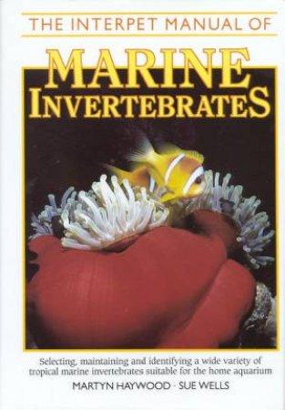 The Interpet Manual Of Marine Invertebrates by Martin Haywood & Sue Wells