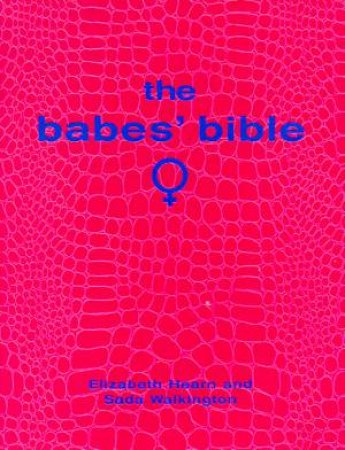The Babes' Bible: Understanding The Modern Male by Elizabeth Hearn & Soda Walkington