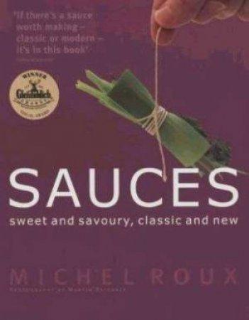 Sauces by Michel Roux