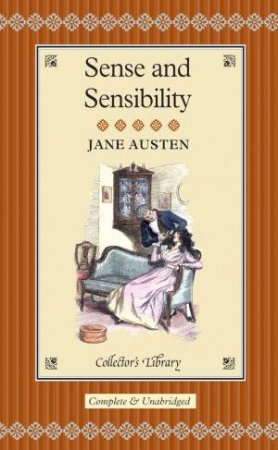 Collector's Library: Sense And Sensibility