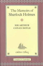 Collectors Library Memoirs Of Sherlock Holmes