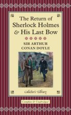 Collectors Libary The Return Of Sherlock Holmes  His Last Bow