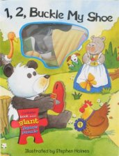 1 2 Buckle My Shoe  Book  Puzzle
